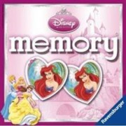 Joc De Memorie Ravensburger Card Game Memory Disney Princess
