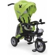Triciclete Copii Moni Fenix Verde