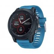 Smartwatch Zeblaze Vibe 3 GPS, IPS 1.3 , GPS, Ritm cardiac, Calorii, Meteo, Bluetooth, Waterproof, 280mAh, Albastru