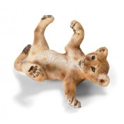 Schleich Lion Cup, Lying