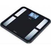 Cantar diagnostic Beurer BF850 bluetooth smart calculare IMC Negru