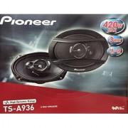 Pioneer Ts-A936 Ts-A936 Coaxial Car Speaker (Black)