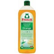 Általános tisztítószer, 750 ml, FROSCH, narancs (KHT428)