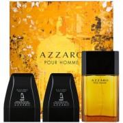 Azzaro Azzaro Pour Homme lote de regalo XII. eau de toilette 100 ml + gel de ducha 75 ml + bálsamo after shave 75 ml