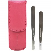 Tweezerman Brows Petite Tweeze Set Pink