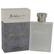 Baldessarini Cool Force Eau De Toilette Spray By Hugo Boss 3 oz Eau De Toilette Spray
