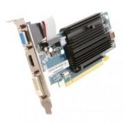 Видео карта AMD R5 230, 2GB, Sapphire, пасивно охлаждане, PCI-E, DDR3, 64-bit, HDMI & DVI, BULK