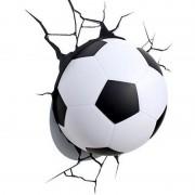 3d-light-fx 3D Light FX Lâmpada 3D LED Bola de Futebol