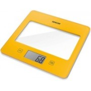 SENCOR SKS5026YL-NA KITCHENSCALE YELLOW Weighing Scale(Yellow)