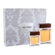 Dolce&Gabbana The One For Men confezione regalo Eau de Toilette 100 ml + Eau de Toilette 30 ml Uomo