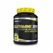 Biotech USA Glutamine zero 600 g - Uva Azul