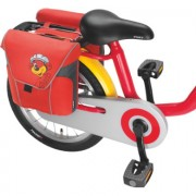 PUKY® Dubbele fietstas DT3, PUKY color rood 9788