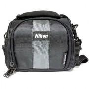 ShutterBugs Black Camera Soft Bags For Nikon(COOLPIX B700 B500 L340) Digital Cameras