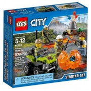 LEGO City Стартов комплект Вулкан 60120