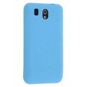 Micro Mesh Case for HTC Legend - HTC Hard Case (Sky Blue)