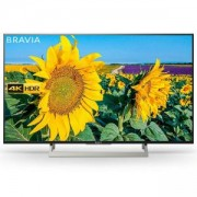 Телевизор Sony KD-49XF8096 49 инча 4K HDR TV BRAVIA Triluminos, Edge LED with Frame dimming, Processor 4K X-Reality PRO, Android TV 7.0, XR 400Hz, KD4