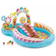 Barn pool Candy Zone play center 206L (Intex badbassäng 57149NP)