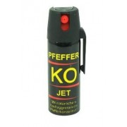 Spray paralizant - lacrimogen KO JET 50ml