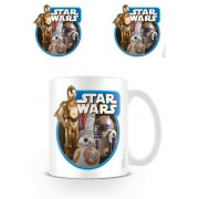 Pyramid Star Wars - Droids Mug