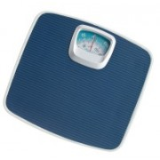 Zelenor Analog Weight Machine, Capacity 130Kg (Blue)9820 Weighing Scale(Blue)
