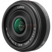 Obiectiv Foto Interschimbabil Panasonic H-H014AE-S Lumix G 14mm f/2.5 II Asp