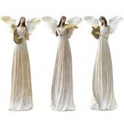 Postavička anjel 15,5x9x38cm