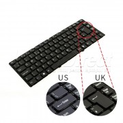 Tastatura Laptop Sony Vaio PCG-7184L layout UK + CADOU