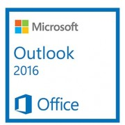 Microsoft Outlook 2016 Single OPEN 1 License No Level