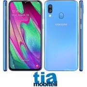 Samsung Galaxy A40 DUAL SIM 64GB 4GB RAM plavi - ODMAH DOSTUPNO