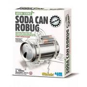 4 M Soda Can Robug (Multi Color)