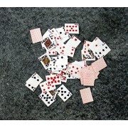 Melody Jane Dolls Houses House Miniature Study Pub Accessory Complete Deck Of Playing Cards