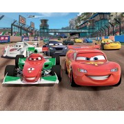 Tapet Disney Cars