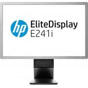 HP EliteDisplay E241i computer monitor 61 cm (24'') LED Zilver