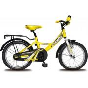 """Olpran dječji bicikl Demon 16"""", bijelo/žuti"""
