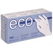 Manusi latex pudrate ECO