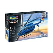 "Plastic Modelkit Helicopter 03877 - Eurocopter EC 145 ""Choi Builder (1:72)"