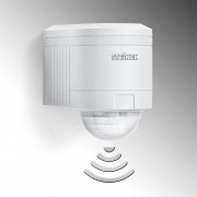 Steinel IS 240 Duo motion detector, white
