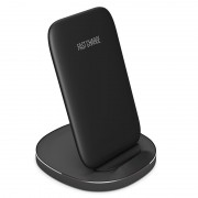 10W Qi Wireless Charger Fast Charging Stand [Support FOD Function] for iPhone Samsung etc. - Black