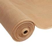 Instahut 70% UV Sun Shade Cloth Shadecloth Sail Roll Mesh Garden Outdoor 3.66x30m Beige