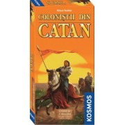 Colonistii din Catan - Orase si Cavaleri 5-6