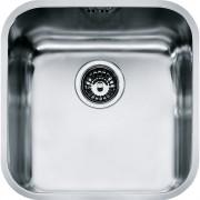 Chiuveta Franke 122.0039.092 SVX 110-40, 428 x 428mm, Montare sub blat, 1 cuva, Inox satinat