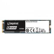 Kingston SA1000M8/480G SSD A1000 NVMe PCIe 480GB