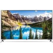 LG 55UJ651V 55'' 4K Ultra HD Smart TV Wi-Fi Zwart, Zilver LED TV