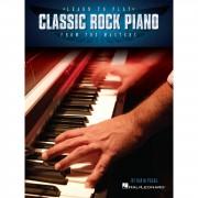 Hal Leonard Classic Rock Piano
