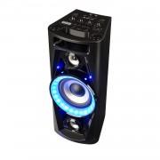 Auna UltraSonic Pulse V6-40, аудио система, мобилен репродуктор, батерия, BT, USB, MP3, AUX, FM, вход за китара, LED, микрофон (KC13-PPS 35)