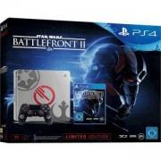 Конзола PlayStation 4 - (1TB) Limited Star Wars Battlefront 2 Design inkl. Star Wars Battlefront II Elite Trooper Deluxe Edition