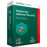 Kaspersky Lab Kaspersky Internet Security 2018 Upgrade Multi-Device, 3 Geräte - 2 Jahre, Download