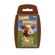 Farm Animals Top Trumps Card Game | Educational Card Games