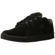 DC Men s Maddo Skate Shoe Black Camo 7.5 D(M) US