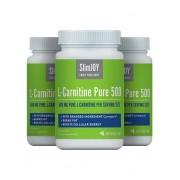 SlimJOY L-carnitina Pura 500 Mega Pack